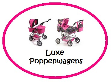 luxe poppenwagens
