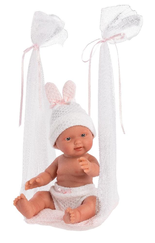 Babypop Bebita Roze Schommel 26 cm