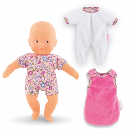 Corolle - Mon Premier Poupon Mini Calin - Slaap Set
