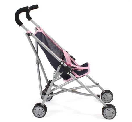 Bayer Chic 2000 - Mini-Buggy Roma - Melange Navy Grijs