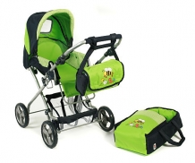 Bayer Chic 2000 - Luxe poppenwagen Bambina - Bumblebee