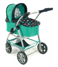 All in 1 Combi Poppenwagen Emotion met Reiswieg en Maxi-Cosi Menta 63721