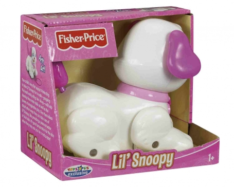 Fischer Price Snoopy