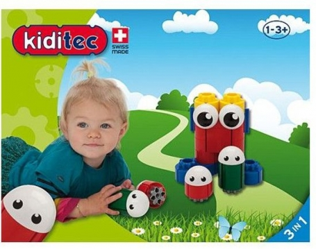 Kiditec Home set 3 in 1 bouwblokken