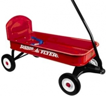 Radio Flyer Ranger Wagon klassiek nr93B